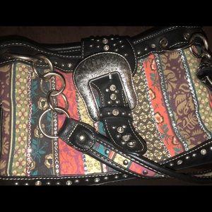 Used Western purse